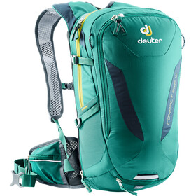 Deuter Compact EXP 12 Mochila, alpinegreen-midnight